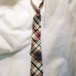 Vintage 1988 coachman silk tie pristine condition